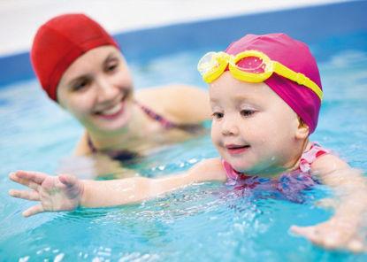 Bild von Fotoshooting ElKi-Schwimmen / Wassergewöhnung (11.15-11.45 Uhr)