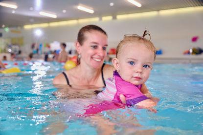 Bild von Babyschwimmkurs Niveau 1