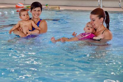 Bild von Babyschwimmkurs Niveau 2