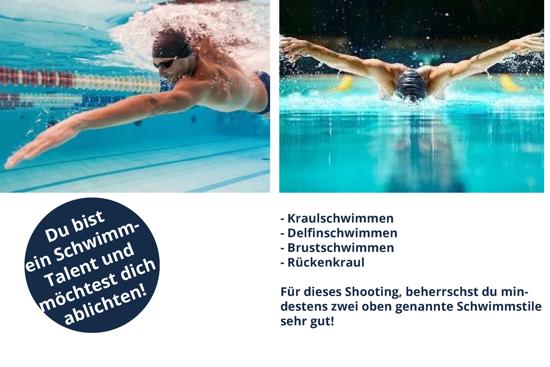 Picture of Fotoshooting Schwimmen fortgeschritten